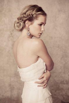 The Wedding Hair Company - Wedding hair style gallery - Wedding Hair Company Bride Hairstyles, Pretty Hairstyles, Wedding Hair And Makeup, Hair Makeup, Plaited Updo, Bridal Hair Inspiration, Bridesmaid Hair, Wedding Styles, Wedding Ideas