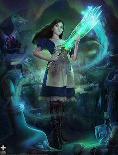 Alice Ice by OmriKoresh on DeviantArt