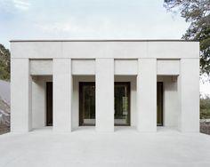 Wohnhaus bei Stockholm / Tektonische Studien - Architektur und Architekten - News / Meldungen / Nachrichten - BauNetz.de