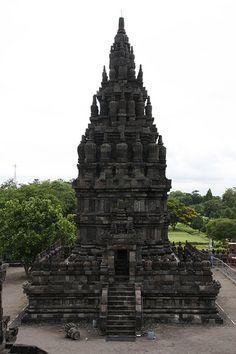Prambanan Temple Complex, hindu temple, Java, Indonesia