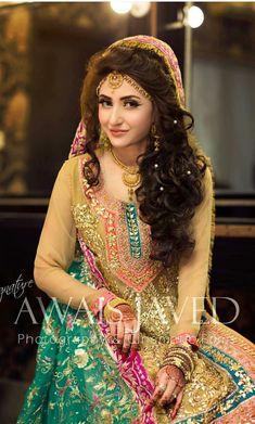 Pakistani Mehndi Dress, Bridal Mehndi Dresses, Pakistani Wedding Dresses, Bridal Wedding Dresses, Desi Wedding, Asian Wedding Dress, Pakistani Wedding Outfits, Indian Outfits, Men's Fashion