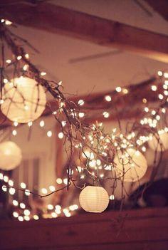 GYPSY YAYA: Beautiful & Nearly Free Holiday Decor