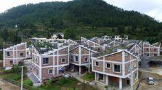 Rural Urban Framework builds post-disaster housing in China