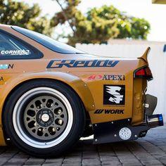 """Rocket Kit Lapin Boss Nissan Silvia"