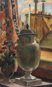 Still Life at a Window - Vanessa Bell - The Athenaeum