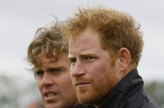 Prince Harry Has Grown A Scruffy Beard For His Birthday And People Are Into It