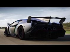 Lamborghini Veneno: This is what World's Most Expensive Car Looks Like! - YouTube