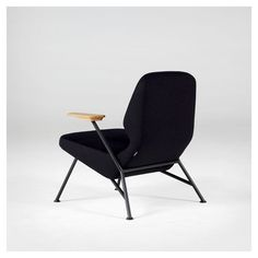 Numen / For Use - Oblique metal chair for Prostoria