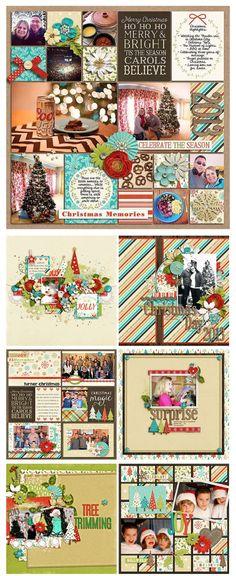 Memorable: Christmas by Zoe Pearn & Kristin Cronin-Barrow