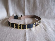 Authentic Moschino Belt BY Redwall Size 42 S | eBay