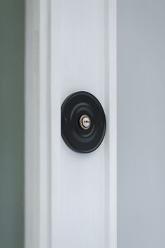 Create the most stylish of welcomes with our timeless and sophisticated, durable matt black door furniture, made in Suffolk by Jim Lawrence Modern Door, Black Doors, Door Furniture, Bathrooms, Detail, Stylish, Vintage, Black Front Doors, Bathroom