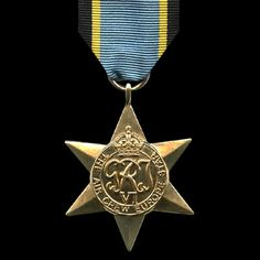Air Crew Europe Star (WWII)