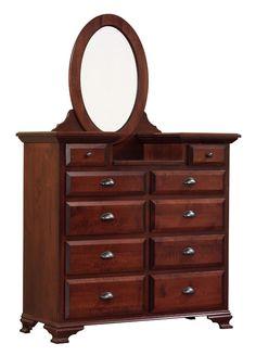Gurten Hill Studio Dresser | Canal Dover Furniture