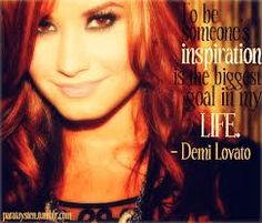 She is my inspiration! <3