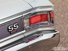 1966 Chevelle SS 427