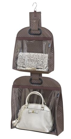 Includes one each of the Classy Quilted Snap 'n Hang, Classy Quilted Window Bag – Small, and Classy Quilted Window Bag - Large