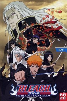 You can watch movie Bleach the Movie: Memories of Nobody. Download movie Bleach the Movie: Memories of Nobody. Streaming Bleach the Movie.