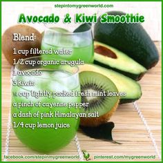 ☛ A deliciously fresh and cancer-fighting smoothie for you!