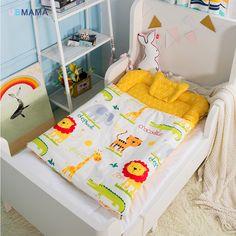 14df91bd8a 120 70 cm de Alta Calidad plegable cama portátil cama de los niños de  algodón suave bebé Recién Nacido cuna producto colcha regalo