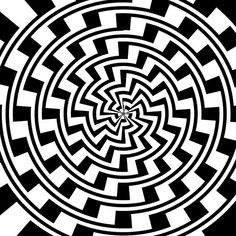 Op-art Spiral | Flickr - Photo Sharing!