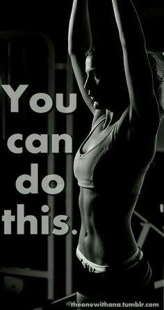 Fitness motivation.