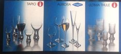 Nuutajärvi lasi mainos Finland, Mid-century Modern, Mid Century, Corning Glass, Medieval