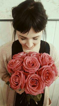 Blumenmädchen köln Hochzeit Wedding cologne pink