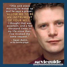 Sean Astin, actor. #LOTR #Rudy #Goonies