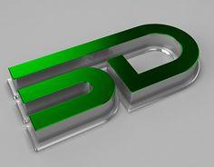 """Check out my @Behance project: """"3D Car Care Final Logo"""" https://www.behance.net/gallery/22147819/3D-Car-Care-Final-Logo"""