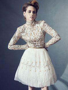 67dbcaa4f Kristen Stewart by Sebastian Kim for Vanity Fair France, September 2014.  Fotografia De Feira