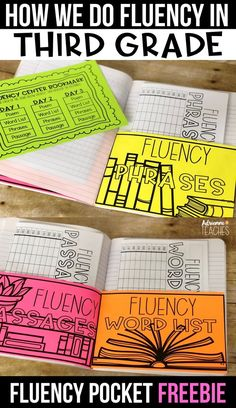 Fluency is so important, even in third grade! Read about how a quick and easy daily routine took even my lowest readers to fluency throughout the course of a school year. Plus, they love the challenge!