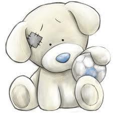 . ball, infantil, blue nosed friends, clipart, nose friend, tatti teddi, dog, illustr, blues