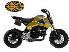 Honda Grom MX