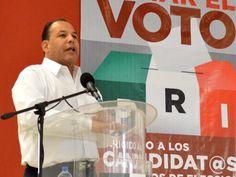 Ningún candidato del PRI es objeto de investigación por vínculos delincuenciales: Omar Bazán