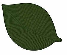 Buy Burnt Olive Leaf Placemat, 13 Inch X 19 Inch, Olive Leaf Dining Decor At Wildorchidquilts.Net