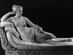 Antonio Canova, Pauline Borghese as Venus, 1808