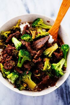 This Beef and Broccoli takes just minutes to throw in the slow cooker. The beef melts in your mouth and the flavor is out of this world! My top five favorite recipes on the blog! I made this recipe back when I first started my blog. It is still in my top five favorite recipes …