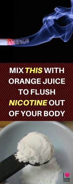If you are trying to quit smoking, you should know that nicotine leaves the system only after 48 to 72 hours. However, we will show you a way to flush it out of your body!