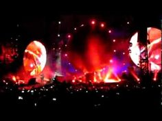COLDPLAY @ Live Nice 2012 HD - The Scientist