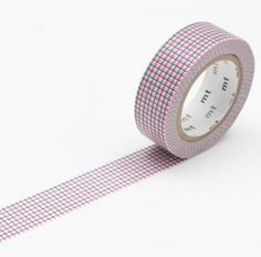 Rouleau de ruban adhesif Masking Tape. Pour tout décorer! Personnaliser les…