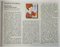 Pintar-Pintar blog / «Xosefa de Xovellanos» de Vicente García Oliva e Ilemi Cuesta Mier na revista CLIJ nº 299 Cover, Books, Illustrations, Libros, Book, Book Illustrations, Libri