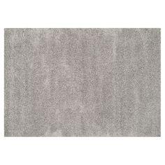 Safavieh Laguna Solid Shag Rug, Grey