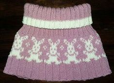 These little necks are both lightweight and reasonably quick to knit. - Handmade Everything Knitted Baby Clothes, Knitted Hats, Knitting For Kids, Baby Knitting, Stitch Patterns, Knitting Patterns, Baby Barn, Little Neck, Mittens Pattern