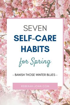 Self Care Habits for Spring — 7 Self Care Activities List for Spring - Up your self-care game with these spring self care tips. Get Money Now, Way To Make Money, Make Money Online, Earn Money, Positive Outlook, Positive Life, Self Care Routine, Travel Alone, Christian Faith