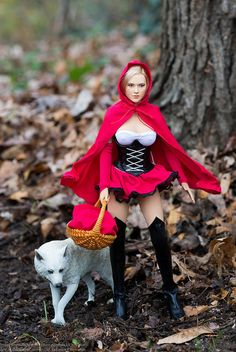 Female Figures Phicen Little Red Riding Hood Photo Review - OSW: One Sixth Warrior Forum