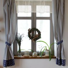 Curtains, Kitchen, Design, Home Decor, Insulated Curtains, Cooking, Homemade Home Decor, Blinds, Home Kitchens