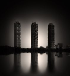 city by Alexander Mikhailenko on Art Limited