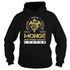 [New tshirt name ideas] MONGE Legend MONGE Last Name Surname T-Shirt Coupon Today Hoodies, Funny Tee Shirts
