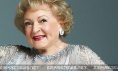 Actress Betty White, 92, Dyes Peacefully In Her Los Angeles Home (please note the spelling before you start bawling...)