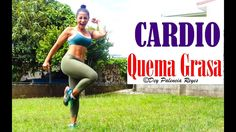 Cardio QUEMA GRASA 15 MINUTOS |RUTINA 557| - Dey Palencia - CARDIO PARA ELIMINAR GRASA ABDOMINAL - YouTube